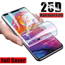 For Samsung Galaxy A30 A20 A50 A51 A70 A71 A90 HYDROGEL Full Screen Protector