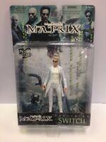 The Matrix Switch Figure N2 Toys 1999
