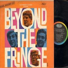 Beyond the Fringe - Original Broadway Cast LP