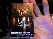 Jagged Edge- The Way That You Talk-  cassette single- new/sealed