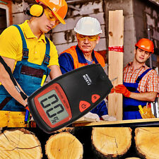 Digital LCD Display Wood Moisture Meter To Measure the Percentage of Water