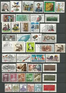 Germany 1981-1982 used Commemorative and Definitive Stamps #6