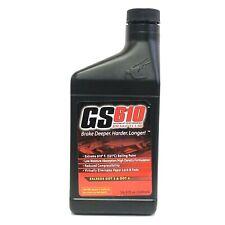 GS610 MAXIMUM PERFORMANCE DOT 4 BRAKE FLUID - 16.9 OZ / 500mL - 12 PK CASE