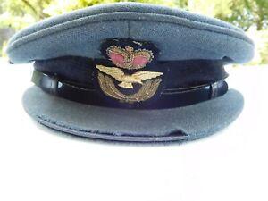 Vintage RAF Officers Cap