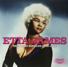Etta James Argo Singles 1960-1962 Double LP Vinyl European Not Now 2013 30