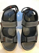 Men's Bass Leather Sandals Size 7 New
