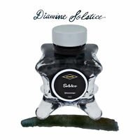 Diamine Inkvent Blue Edition Shimmer Bottled Ink in Solstice - 50 mL -NEW in box