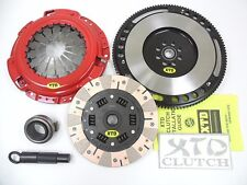XTD STAGE 3 DUAL FRICTION CLUTCH & FLYWHEEL KIT HONDA ACCORD PRELUDE jdm