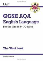 CGP Books - GCSE English Language AQA Workbook - for the Grade 9-1