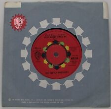 "EVERLY BROTHERS : (SO IT WAS SO IT IS) SO IT WILL ALWAYS BE 7"" Vinyl Single EX"
