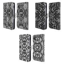 Fundas y carcasas Para LG Nexus 5 de color principal negro de piel para teléfonos móviles y PDAs