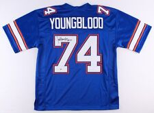 "Jack Youngblood Signed University of Florida Jersey Inscribed ""CHF 92"" Schwartz"