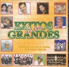 Los Temerarios, Joan Sebastian, Los Tigres Del Norte Exitos de los Grande CD New