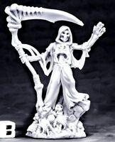 BONES REAPER figurine miniature huge giant fire queen 77613 1x VANJA GEANT FEU