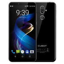 """4G 4000mAh Smartphone Cubot X18 Plus 6"""" 4GB / 64GB Android 8.0 MTK6750T Touch ID"""
