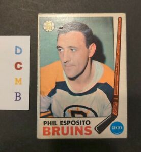Phil Esposito 1969-70 O-Pee-Chee #30 HOF Boston Bruins