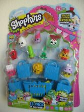 12 PACK SHOPKINS Season 1 Pa Pizza Special Edition Frozen NEW RARE Hard to Find