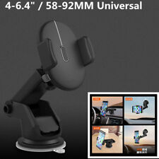 "ABS Rotatif Ventouse Mount Holder Stand For 4-6.4"" Samsung S9 PLUS iPhone X"