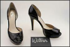 Wittner Women's Leather Open Toe Heels for Women