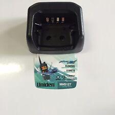 Uniden Mhs127 Marine Radio Desktop Charge Cradle Only.