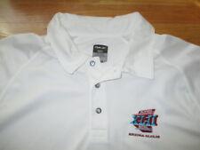 Reebok SUPER BOWL XLII NEW YORK GIANTS Embroidered (LG) Polo Shirt
