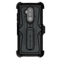 Belt Clip Alcatel 7 Shockproof Case with Kickstand Slim Fit Ghostek Iron Armor