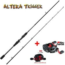 Bait Cast-Set ABU Black Max + ALTERA Trigger