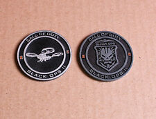 2 COD Call of Duty Black Ops 2 II Token / coin / Münze / Medal