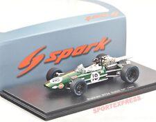 NEUF 1/43 SPARK S4779 Brabham BT24, Néerlandais GP 1968, #18
