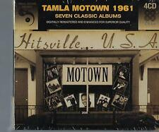 Tamla Motown 1961: 7 Classic Albums New CD ships free us