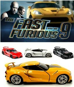 1:32 FAST AND FURIOUS 9 TOYOTA FT-1 CONCEPT CAR DIECAST MODEL COLLECTION TOY