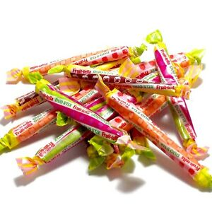 FRUITELLA DUOSTICKS CHEWS IDEAL FOR PARTY BAGS WEDDING, CHRISTENING FAVOURS