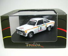 NEW! Boxed Ford Escort Mk II no. 9 (Shell) Rally of Portugal 1977