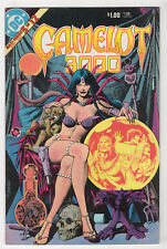 Camelot 3000 #5 (Apr 1983, DC) Mike Barr Brian Bolland c