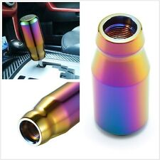 5 Speed Car Aluminum Alloy Car Shifter Lever Shift Knob for Manual Neo Chrome