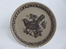 Poole Pottery British GARDEN BIRDS MERLO Barbara Linley Adams L/e 1331/5000