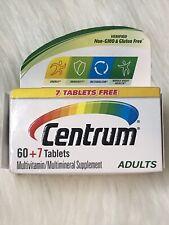 Centrum Adults Under 50 Multi-Vitamin Supplement, 67 Count 05/2021