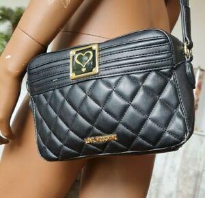 Love MOSCHINO Steppmuster Tasche