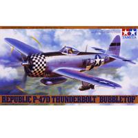 "Tamiya 61090 Republic P-47D Thunderbolt ""Bubbletop"" 1/48"