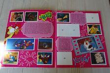 Master Mask PANINI sticker album Walt Disney klassiekers + 86 losse stickers
