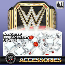 Replacement Jewels For WWE Championship Adult Size Replica Belt