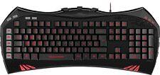 Speedlink virtuis Advanced gaming keyboard Black (ITA Layout QWERTZ)