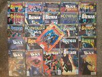 DC COMICS | BATMAN | KNIGHTQUEST: THE CRUSADE STORYLINE | 1993 | 26 COMICS