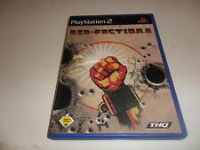 PLAYSTATION 2 PS 2 Red Faction II