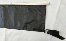 Black UV Cover Strip For Your 13' RV Caravan Roll Out awning