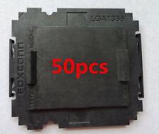 LOT 50pcs Foxconn Intel LGA1366 CPU Socket Protector Cover ,100% ORIGINAL NEW