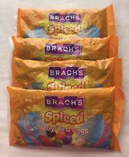 (4) Brach's SPICED Jelly Bird Eggs Jelly Beans 7 oz Each BB 11/2022