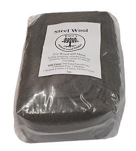 Steel Wool 0000 Grade - 5m