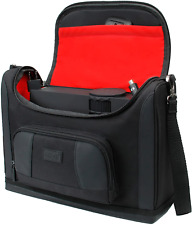 USA Gear Mini Projector Travel Messenger Bag Carry Case up to 31 x 19 x 10 cm -