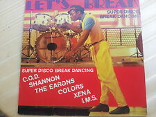 Let´s Break - Super Disco Break Dancing